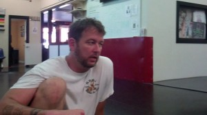 Members of Family Martial Arts Academy in Beaverton, OR listen to every word Matt Thorton of SGBi has to say on BJJ and MMA training.