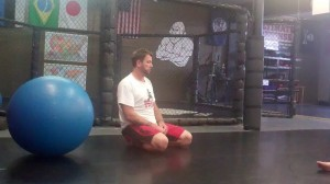 Straight Blast Gym Affiliate Family Martial Arts Academy attends session with Matt Thornton on BJJ, MMA and Kickboxing.