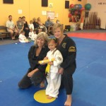 Kids Karate in Beaverton ages 3 and 4 years old