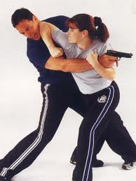 Elbows and Knee strikes are part of Womens Martial Arts Program