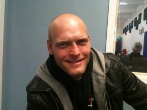 Head MMA Instructor Pete Conover