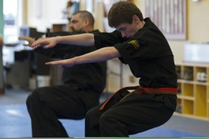 Classes in Karate, Self-Defense, BJJ, MMA, and Kickboxing held at Family Martial Arts Academy in Beaverton, Oregon.