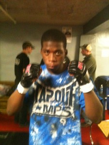 Tyrell Pless Ready To Fight at FCFF Rumble and Roseland 58