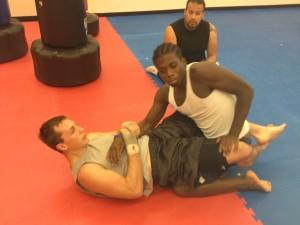 Beaverton, Oregon classes in BJJ, MMA and Thai Kickboxing.