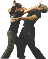 Kickboxing gets you in shape and provides self-defense training too.
