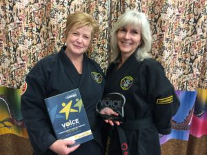 Julie and Danni Voice Award